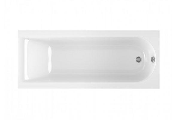 WA1-02-170х070U Ванна акрилова NEA 160х70 з ніжками