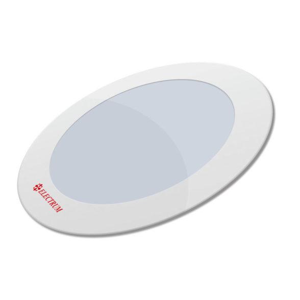 Світодіодний світильник вбудован Круг LED ELM LEO 10W 4000K 220V B-LD-0736
