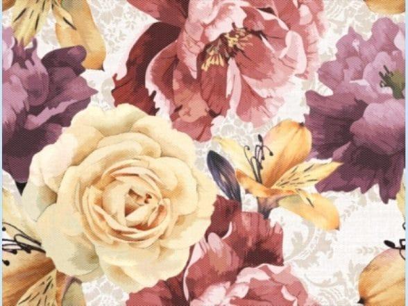 Плитка для стін ХПЗ 25*33 Гобелен Flower