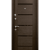 Вхідні двері ПУ-161 Царга венге 860*2050 права (СКЛАД) 566890