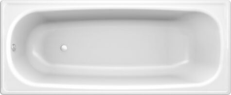 Ванна сталева KollerPool 130х70Е, 2,5мм, без ніжок (B30E1200E)