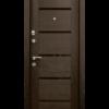 Вхідні двері ПУ-161 Царга венге 860*2050 права 795416